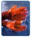 Перчатки для защиты от механических воздействий, устойчивые к маслам и нефтепродуктам, стойкие к низким температурам