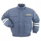 Куртка зимняя ДПС нового образца синий оксфорд