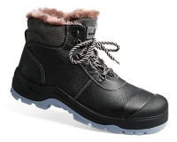 Ботинки мужские кожаные Неогард® меховые (подошва – полиуретан и термпопластичный полиуретан)