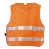 Жилет-накидка Маяк оранжевый