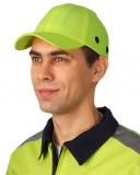 Каскетка ЕР Hi-Viz флуоресцентно-желтая (57307)