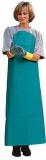Фартук виниловый кислотовлагоустойчивый PVC-45G