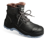 Ботинки женские кожаные Неогард® меховые (подошва – полиуретан и термпопластичный полиуретан)