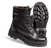 Ботинки кожаные с кожаной подкладкой
