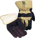 Перчатки комбинированные «Аляска» с утеплителем Тинсулейт®