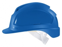 Каска защитная «Феос» с текстильным оголовьем (9772520) синяя