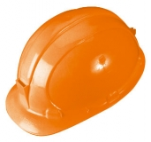 Каска шахтера «Шахтер М» (оранжевая)