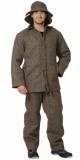 Костюм огнестойкий суконный: куртка, брюки серый