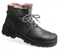 Ботинки мужские кожаные Неогард® меховые (подошва – полиуретан и нитрильная резина)