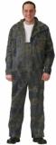 Костюм Рыболов СТ: куртка короткая, полукомбинезон камуфлированный