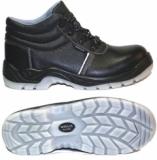 Ботинки Профи-люкс с поликарбонатным подноском ПУ-ТПУ