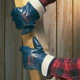 Перчатки-краги «Хайкрон» с полным нитриловым покрытием