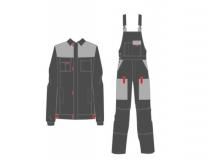 Костюм Фаворит (куртка + полукомбинезон)