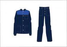 Костюм Стандарт (куртка+брюки)