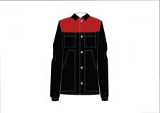 Куртка мужская рабочая