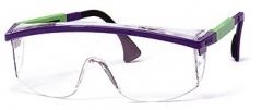 Очки «Астроспек» (9168025): открытые очки с боковой защитой. Возможна регулировка наклона линзы и длины дужек