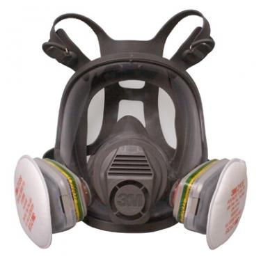 Полнолицевая маска 3М серии 6000