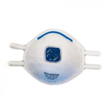 Противоаэрозольный респиратор ROCKMAN 7011 с клапаном выдоха (FFP1)