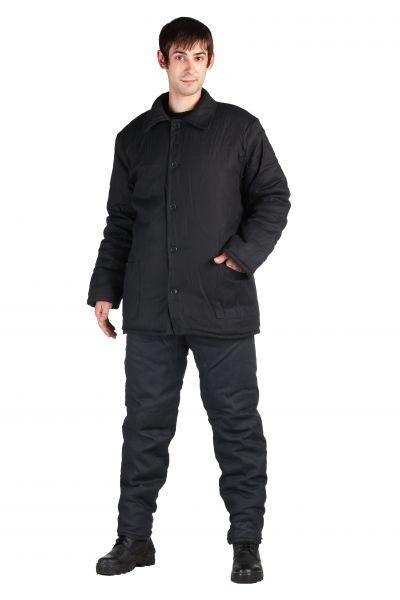 Куртка утепленная, диагональ