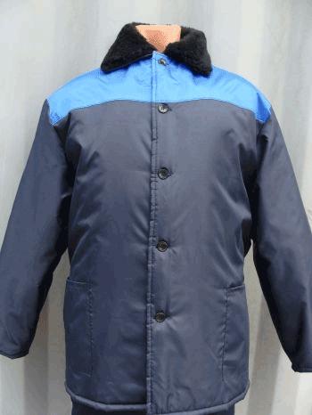 Куртка «Зима» из ткани Оксфорд