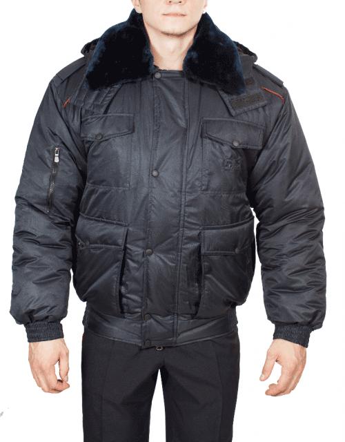Куртка полиции всесезонная укороченная (твил/файбертек)