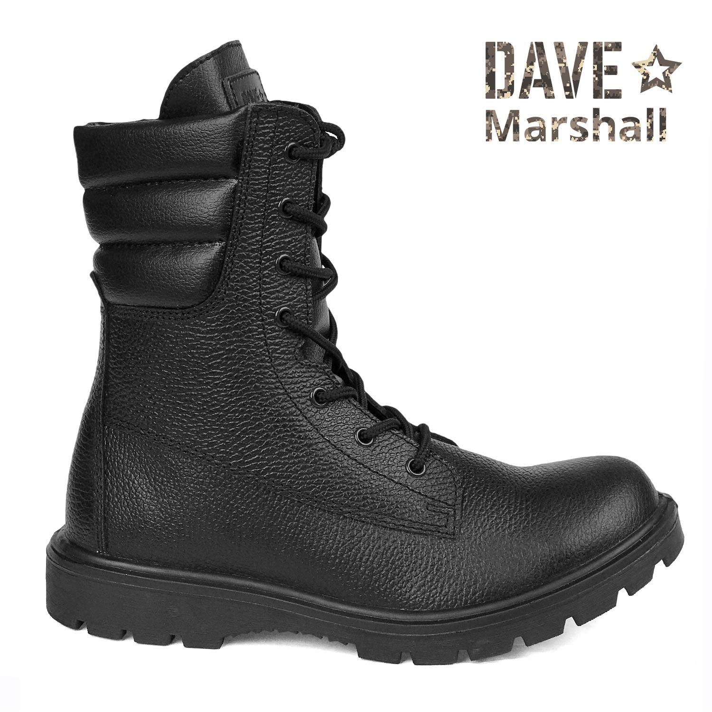 Ботинки кожаные c высокими берцами ARSENAL SB-8