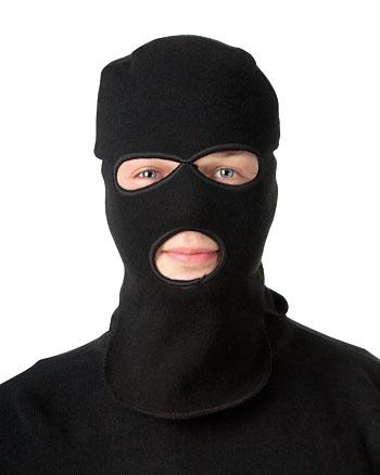 Подшлемник-маска вязанный
