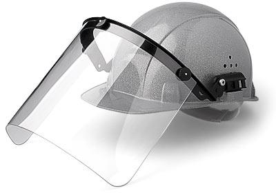 Щиток «КБТ ВИЗИОН® TITAN» с креплением на каске (04390)