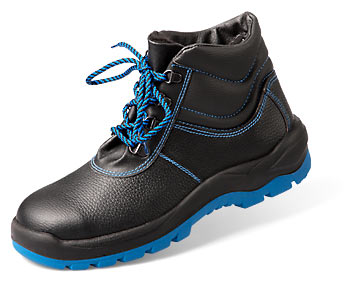 Ботинки кожаные «Дельта» утепленные