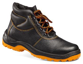 Ботинки кожаные «Гарант-Л» утеплённые
