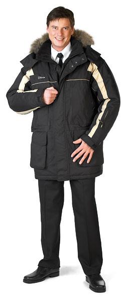 Куртка мужская утепленная «Сибирь»
