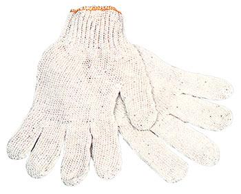 Перчатки трикотажные х/б (7 класс)