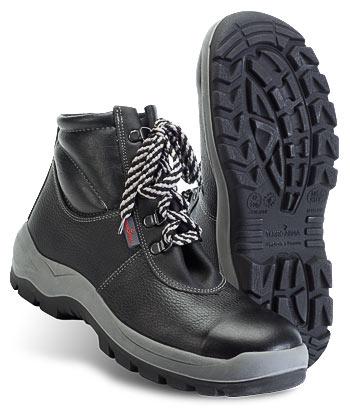Ботинки мужские кожаные Техногард® утепленные
