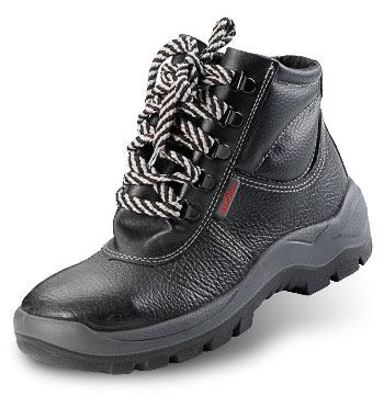 Ботинки женские кожаные «Техногард» утепленные
