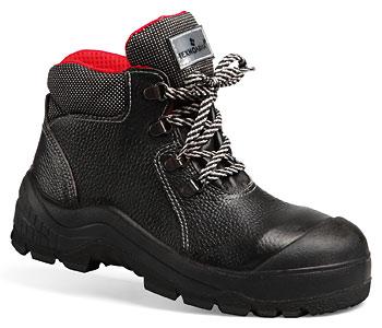 Ботинки женские кожаные Неогард® (подошва – полиуретан и нитрильная резина)