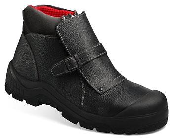 Ботинки мужские кожаные Неогард® для сварочных работ (подошва – полиуретан и нитрильная резина)