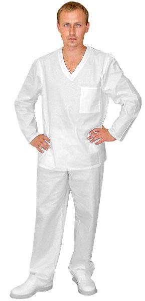 Куртка мужская пекарская