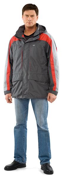 Куртка-ветровка мужская «Реал»