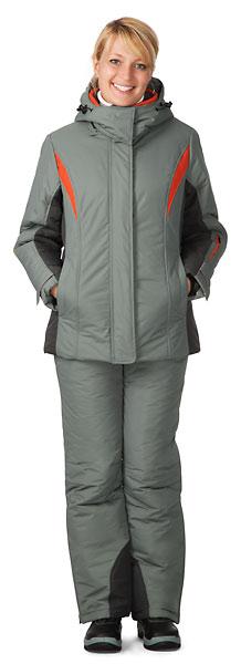 Куртка женская утепленная «Скандинавия»