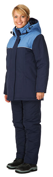 Куртка женская утепленная «Ладога»