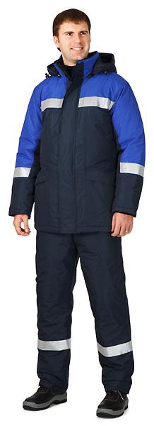 Куртка мужская утепленная «Байкал»