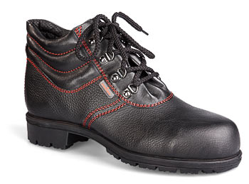 Ботинки кожаные «Юта»
