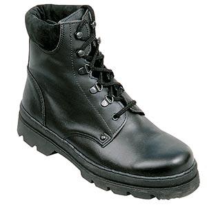 Ботинки кожаные «Пилот»