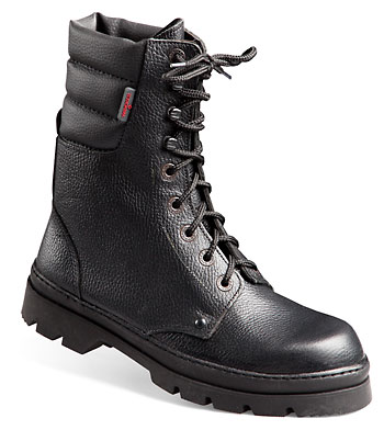 Ботинки кожаные «ОМОН»