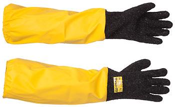 Перчатки «Йока Холд» с нарукавником 35 см