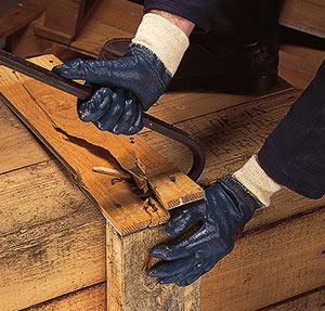 Перчатки «Хайлайт» с полным нитриловым покрытием (47-402)