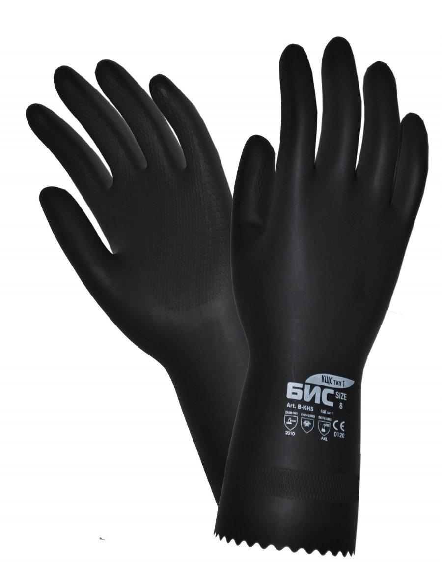 Перчатки Бис КЩС тип 1