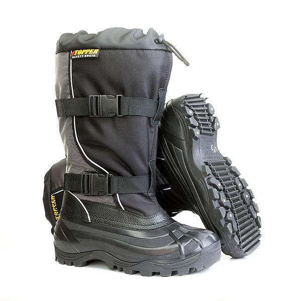 Обувь комбинированная с резиновым низом «TOPPER» (фастекс) СТУ-024А (Арктика)