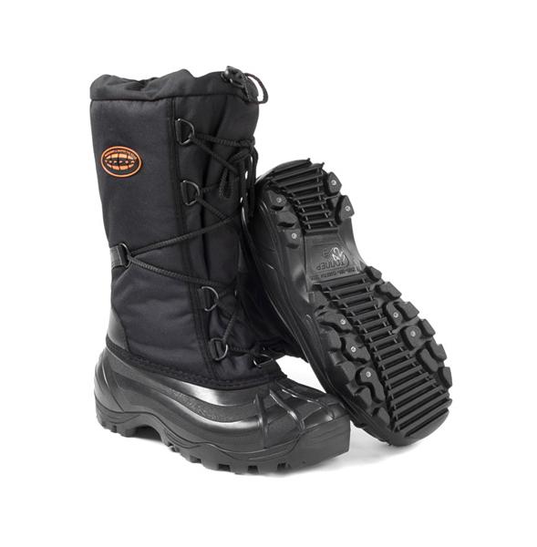 Обувь комбинированная «TOPPER» (шнурки) СТУ-033Ч (ВАЛДАЙ)
