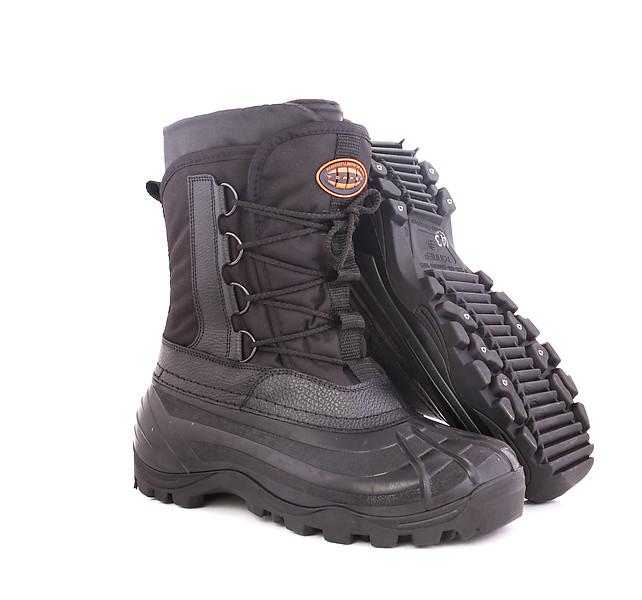 Обувь комбинированная «TOPPER» (шнурки) СТУ-031Ч (СЕВЕР)